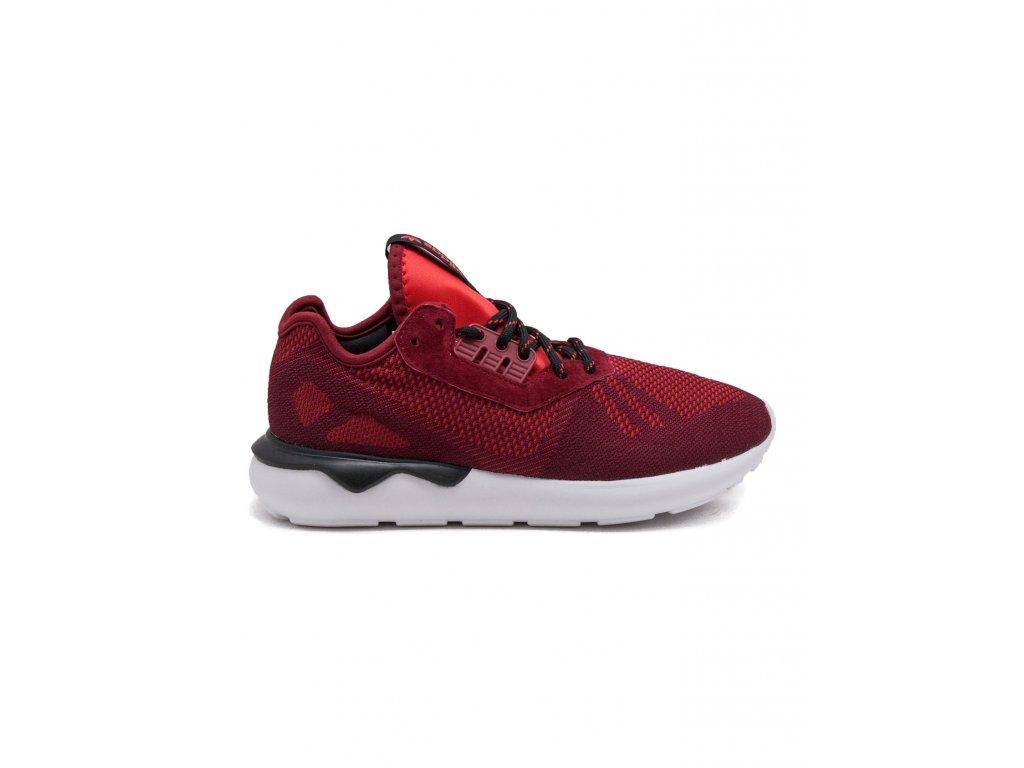 adidas tubular runner wave red