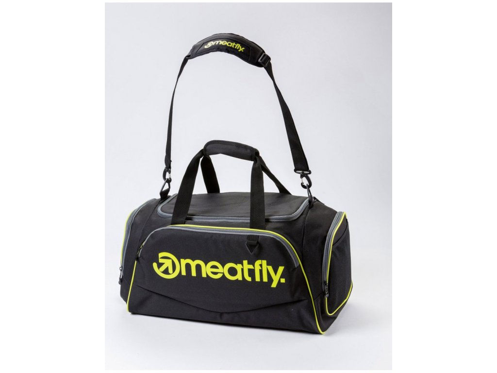 MEATFLY ROCKY TRAINING BAG A BLACK