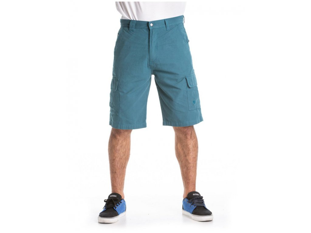 NUGGET GENIUS CARGO 18 SHORTS H BLUE