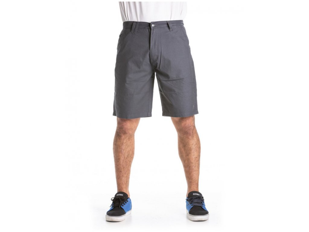 NUGGET ZEPHYR 18 SHORTS C DARK GREY