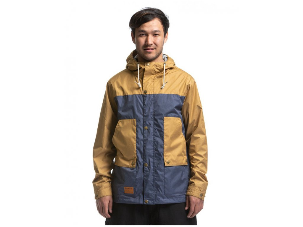 MEATFLY NED 2 JACKET D HEATHER BROWN
