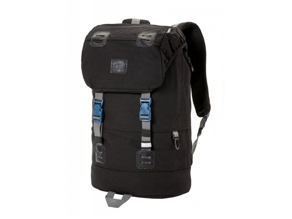 MEATFLY PIONEER 3 BACKPACK D BLACK