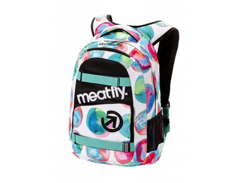 MEATFLY EXILE 3 BACKPACK D BLOSSOM WHITE