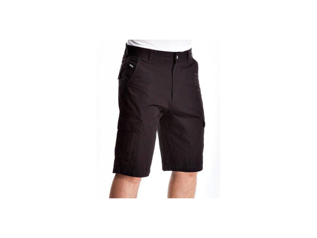 Nugget Genius 16 Shorts A-Black (Velikost 34)