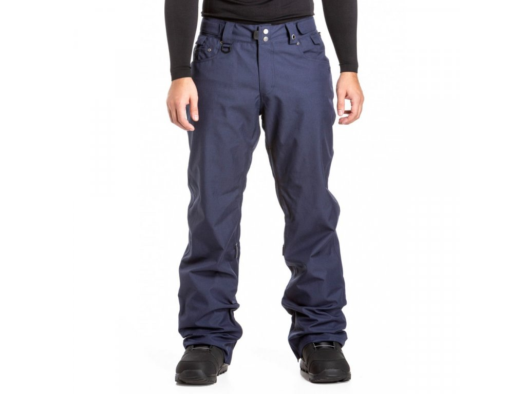 NUGGET CHARGE 4 PANTS E NAVY HEATHER