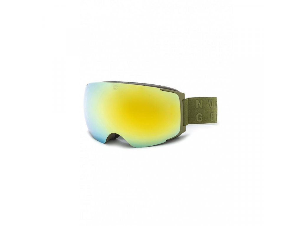 NUGGET DISCHARGE 3 GOGGLES C ARMY