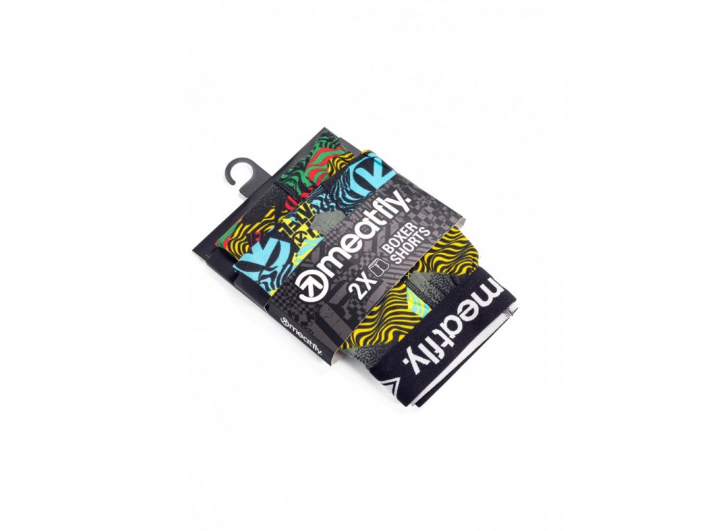 MEATFLY BALBOA 2 DOUBLE PACK B NUMB
