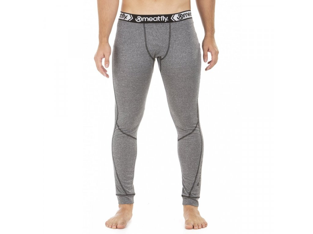 MEATFLY DANNY TERMO PANTS A GREY MELANGE