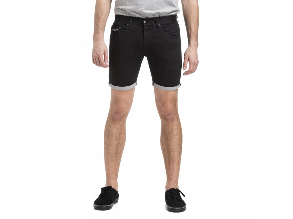 NUGGET INDY 19 SHORTS A BLACK