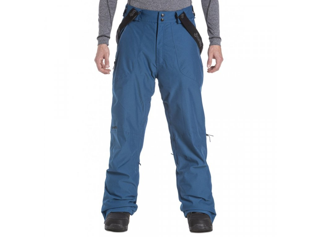 Snowboardové kalhoty Meatfly Gnar 4 D Dark Blue