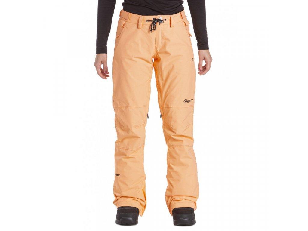 Snowboardové kalhoty Nugget Kalo H Papaya