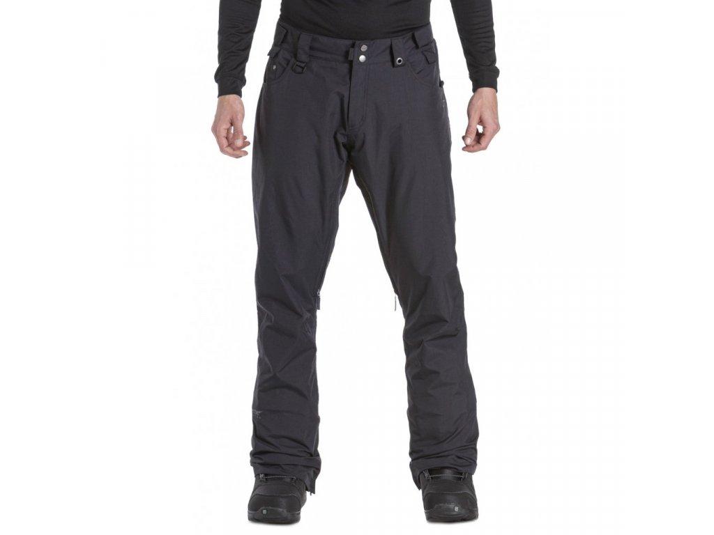 Pánské snowboardové kalhoty Nugget Charge 5 A Black