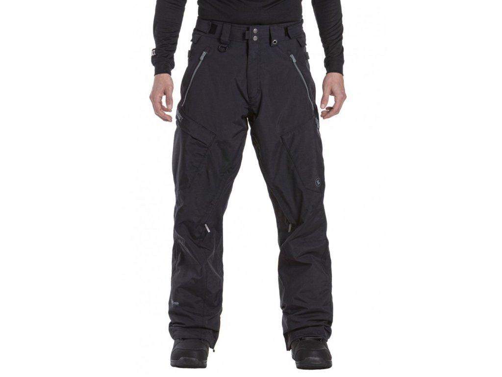 Snowboardové kalhoty Nugget Origin 5 A True Black