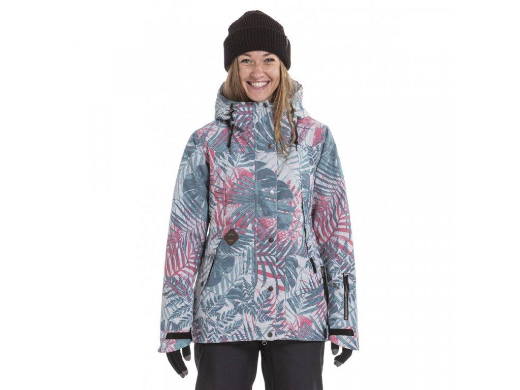Snowboardová bunda Nugget Anja 5 A Palm