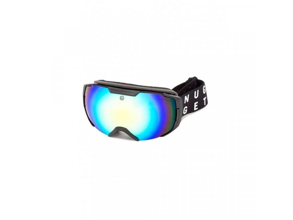 Snowboardové brýle Nugget Amplifier 5 A Black