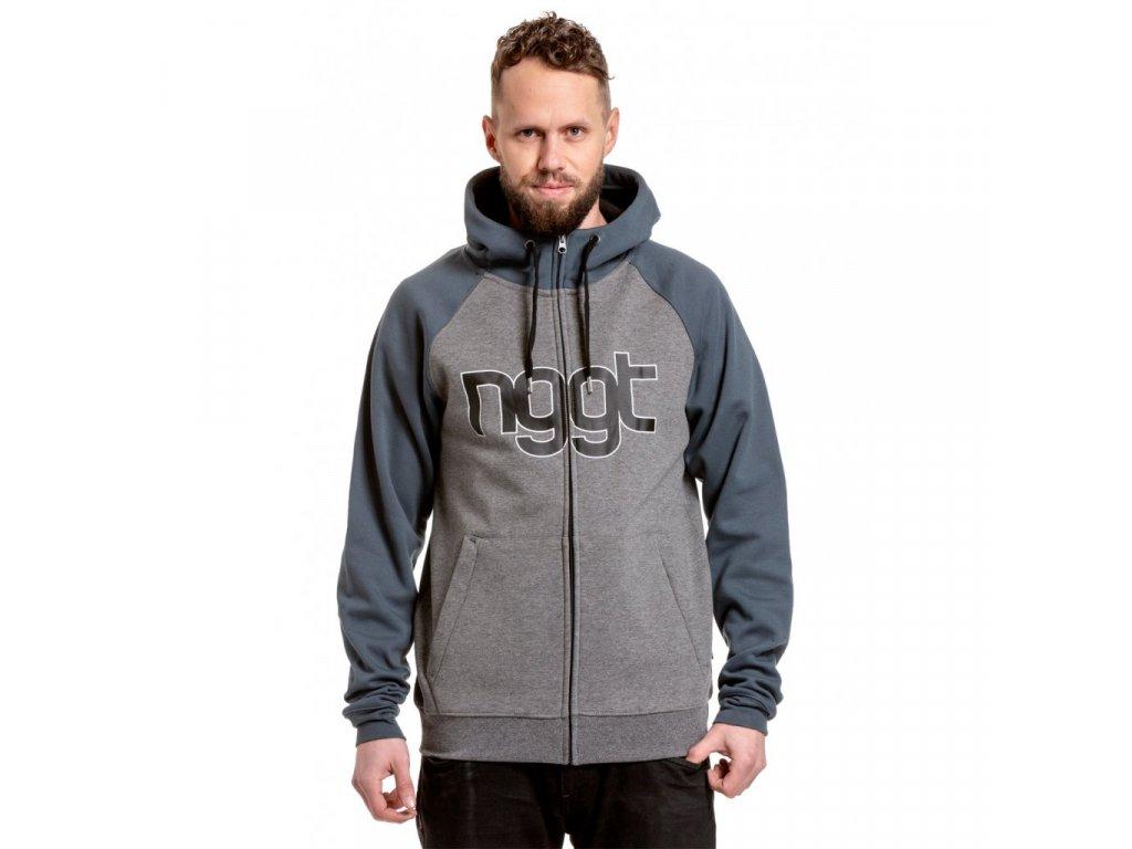 Nugget Rail E Lead Grey, Dark Grey