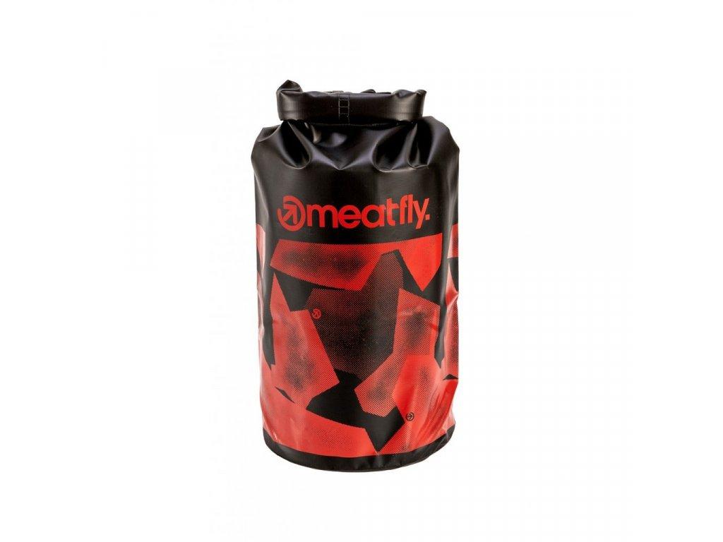 Meatfly Dry bag 10L A black