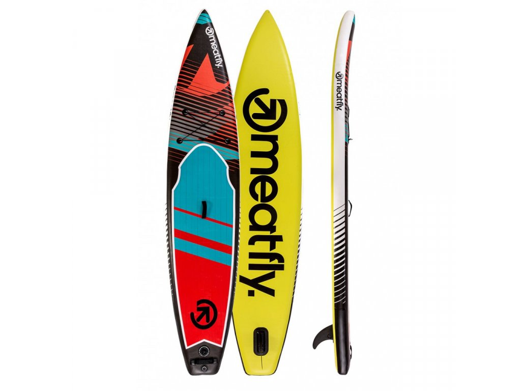 Paddleboard Meatfly Savitar 11,6 A Red, Blue