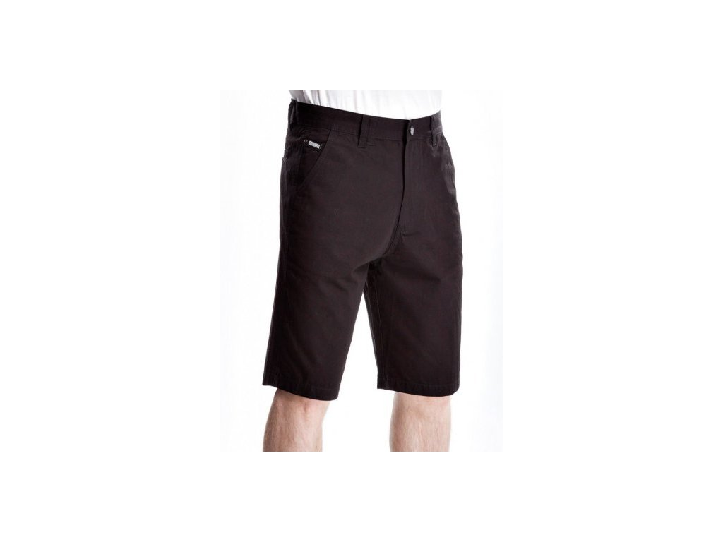 Nugget Zephyr 16 Shorts A-Black (Velikost 34)