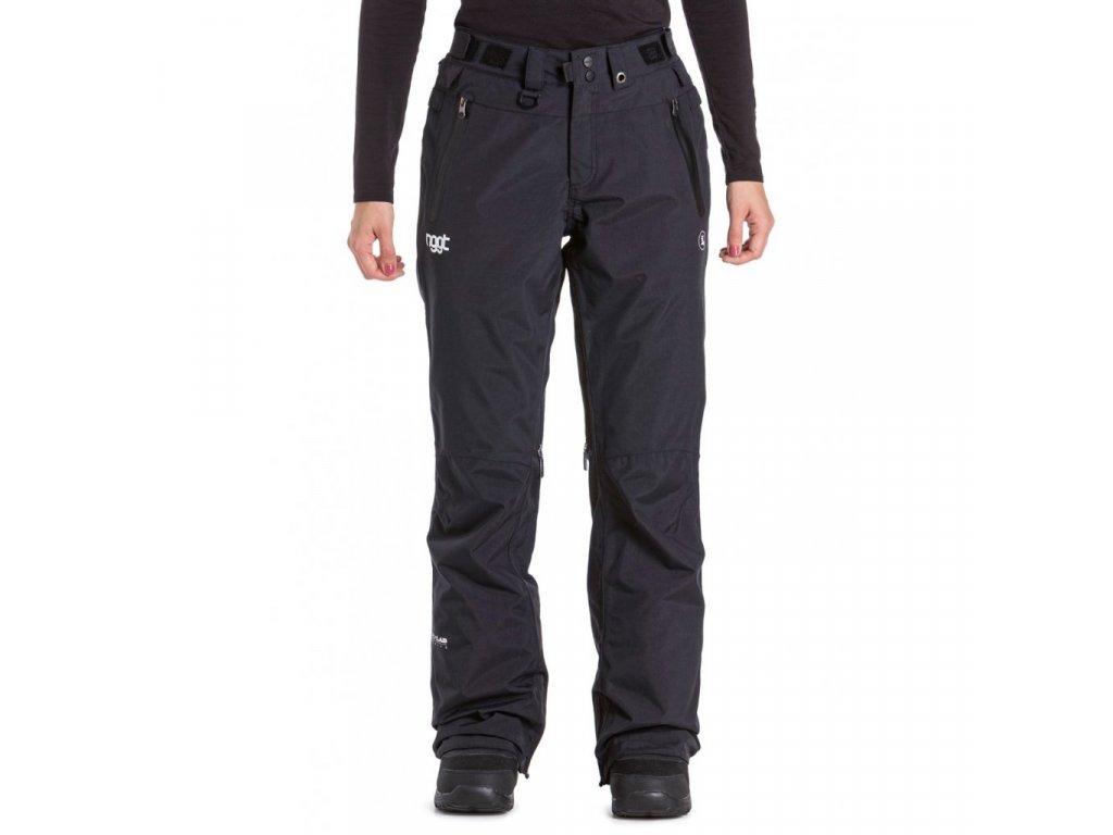 Snowboardové kalhoty Nugget Viva B True Black