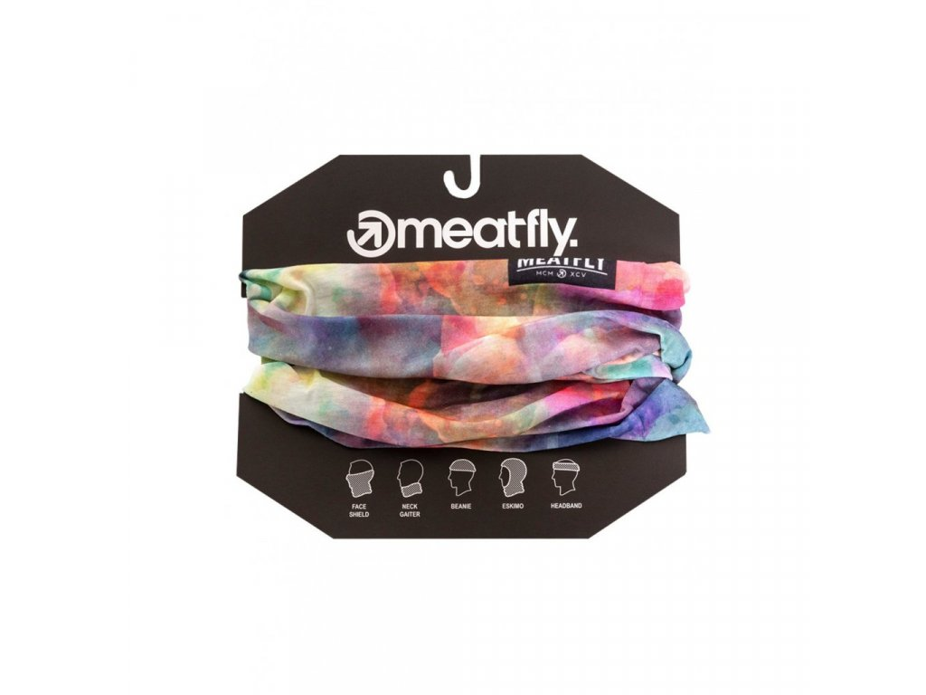 Meatfly Tunnel Buff B Universe Color
