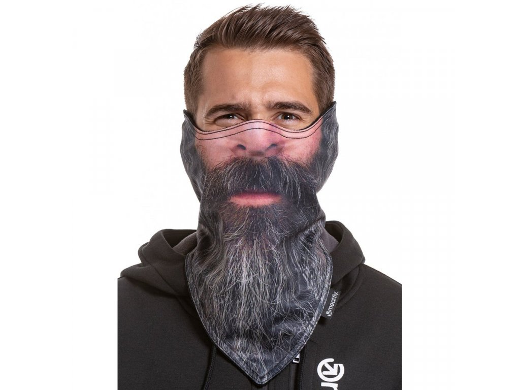 Maska Meatfly Frosty 4 Beard