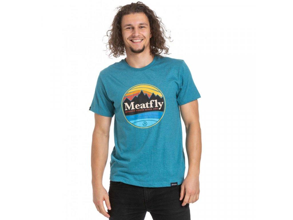 Meatfly Brisk FW20 Heather Ocean1