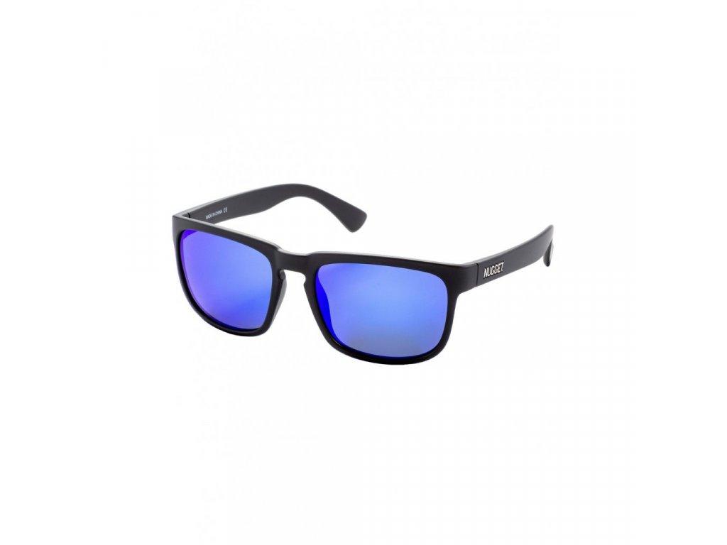 SLUNEČNÍ BRÝLE NUGGET CLONE 2 SUNGLASSES S19 E BLACK MATT, BLUE
