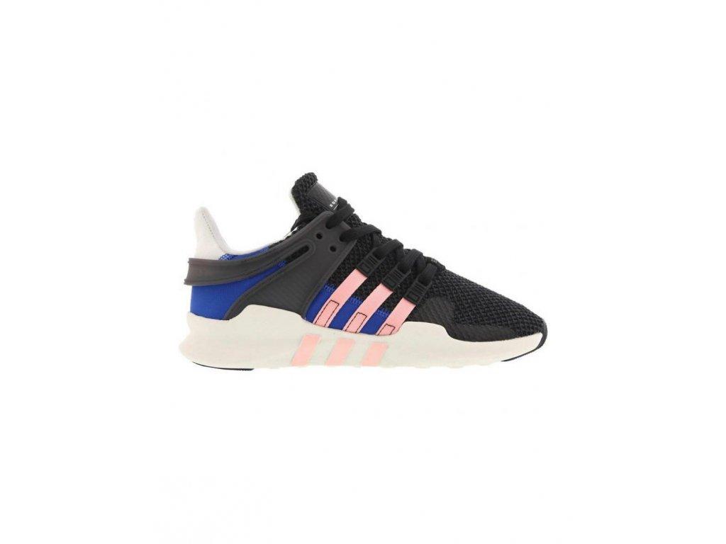Adidas EQT Support ADV Black Core Blue
