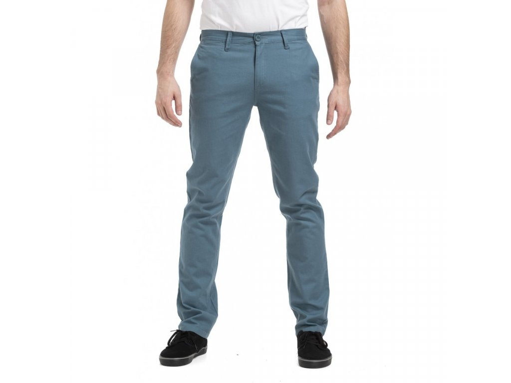 NUGGET LENCHINO 19 PANTS C BLUE