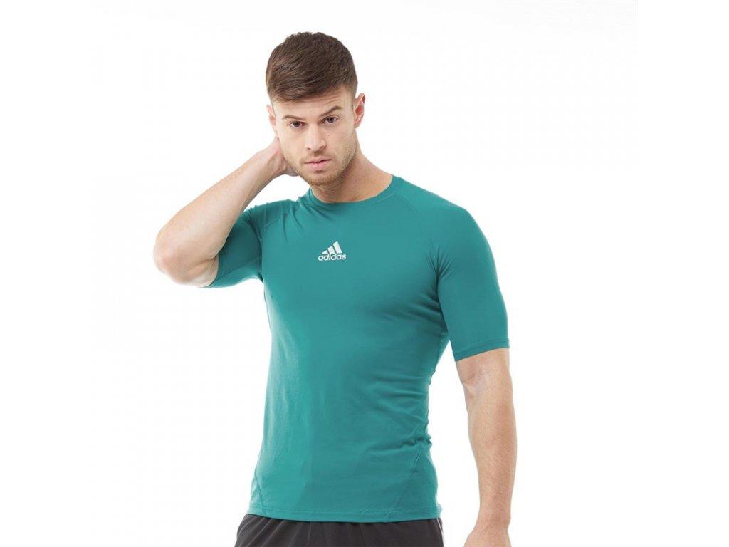 panske funkční tričko Adidas CW9536