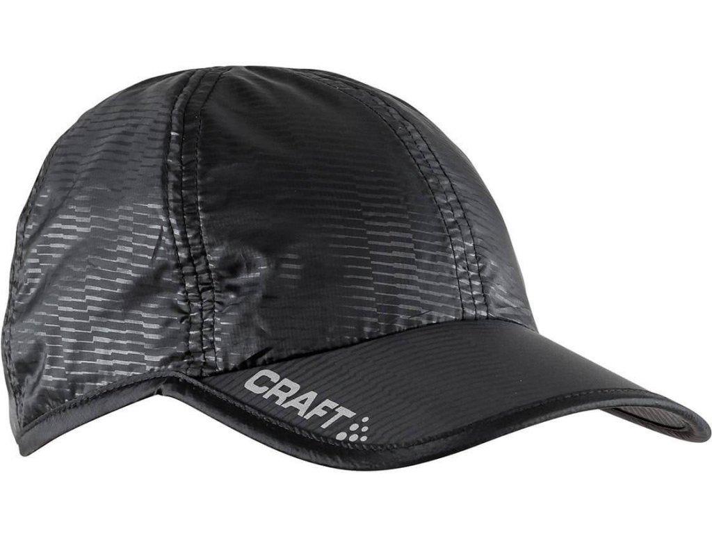 Kšiltovka CRAFT UV černá