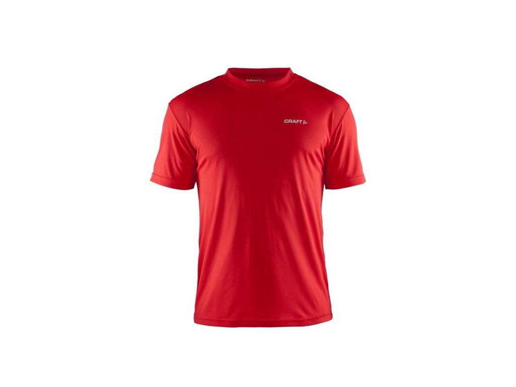 Pánské triko CRAFT Prime red