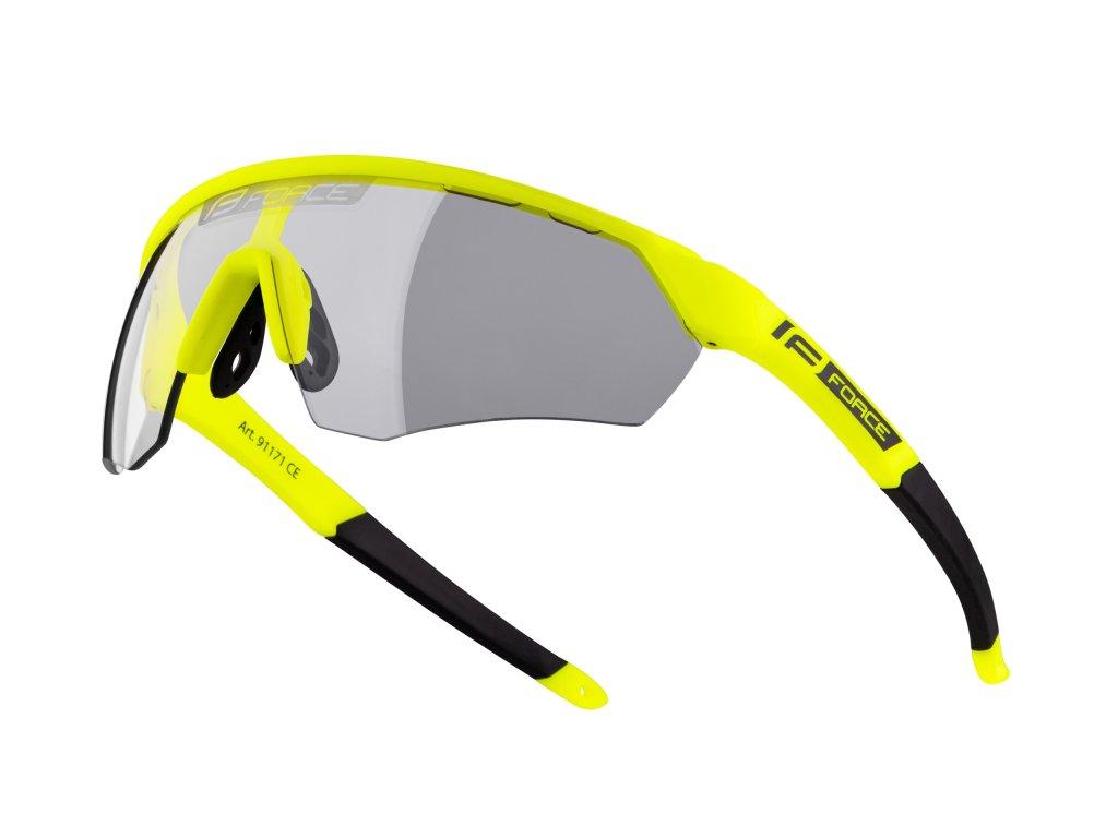 brýle FORCE ENIGMA fluo mat., fotochromatická skla