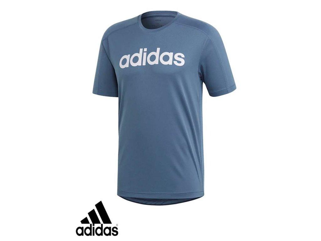 pánské tričko ADIDAS DESIGN 2 CLIMACOOL EI5658