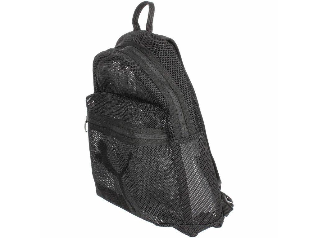 Puma Originals Mesh Backpack Black