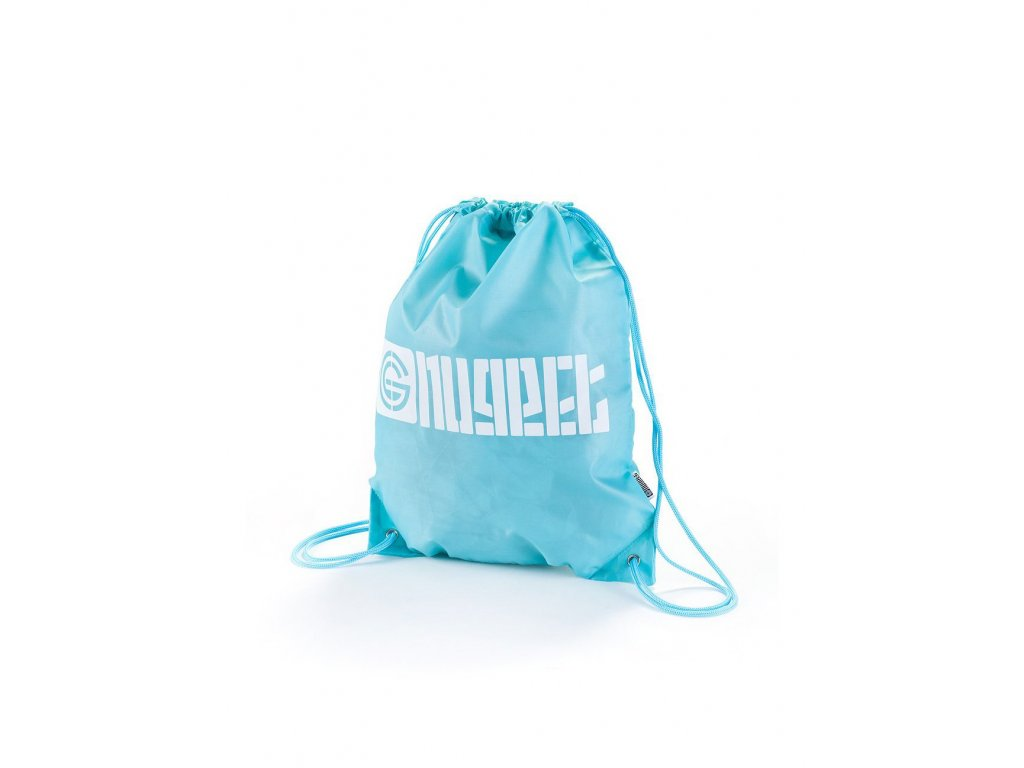 Nugget Logo Benched Bag D blue atol