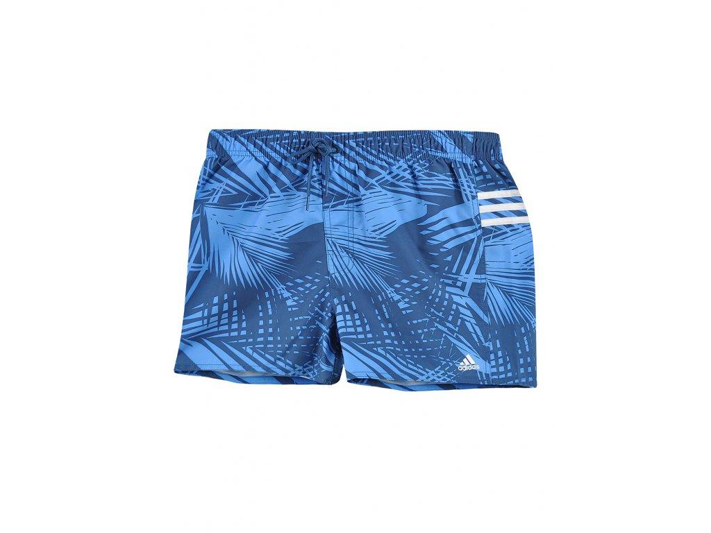Adidas 3S print blue