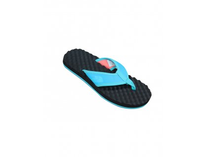 The North Face W Base Camp Flip Flop Turquoise