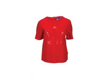 Adidas TRF Logo Red