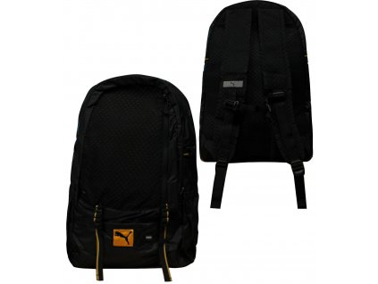 Puma S Float Backpack Black Zinnia