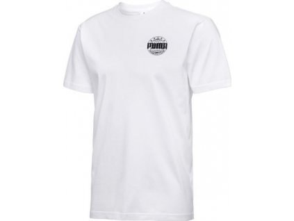 Puma x Diamond Logo Tee White