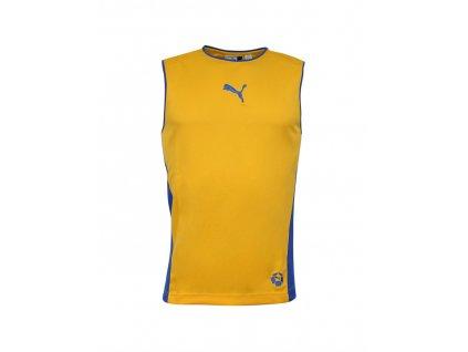 Puma Cat Velocity Team Yellow Team Power Blue