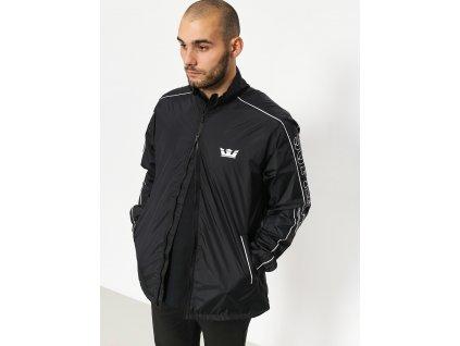 Supra Wired Jacket Black1