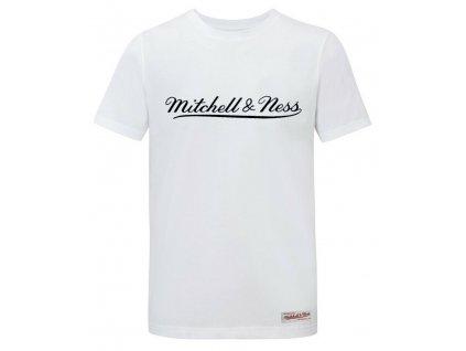 Mitchell & Ness Tailored Tee White