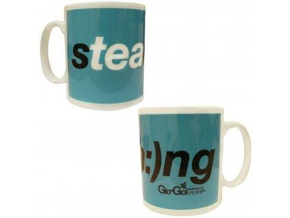 Gio Goi Steamrmug Blue