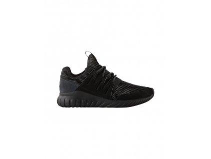 Adidas Tubular Radial Black Black Grey