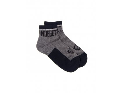 NUGGET LOGO MIDDLE 3 PACK A GREY
