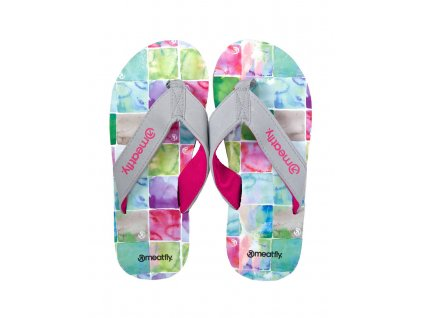 MEATFLY Watercolor A-Sweet Check (Velikost EUR 36)