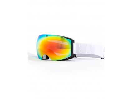 NUGGET DISCHARGE 2 GOGGLES A WHITERED CHROME